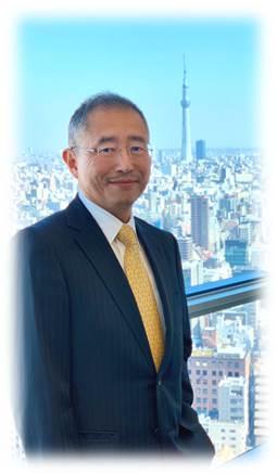 Kiyoshi Sunobe President and CEO
