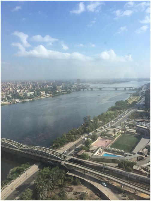 カイロ/エジプト ~ナイル川の悠久な流れ~