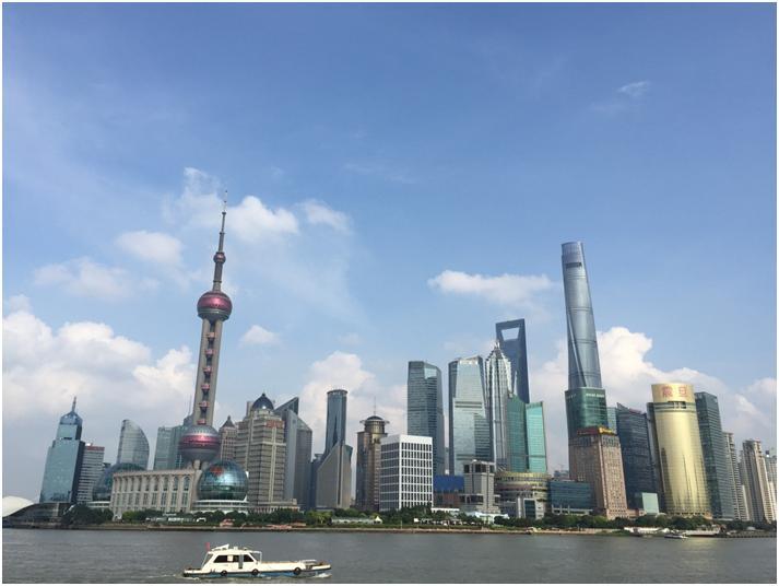 上海/中国 ~近代と現代が調和する国際都市「上海」~