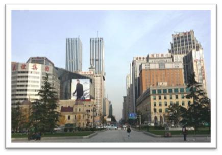 大連/中国 ~小さくて個性的な町「大連」~