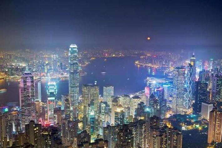 香港/中国 ~融通自在香港~