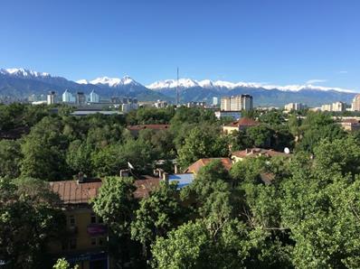 アルマティ/カザフスタン ~中央アジアのオアシス:アルマティ~