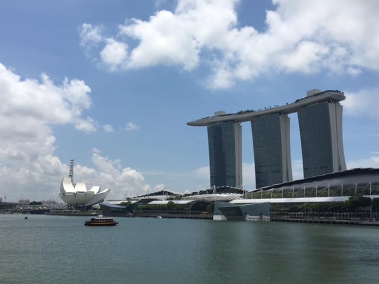 シンガポール ~アジアではないアジア~