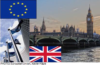 英国のEU離脱交渉について