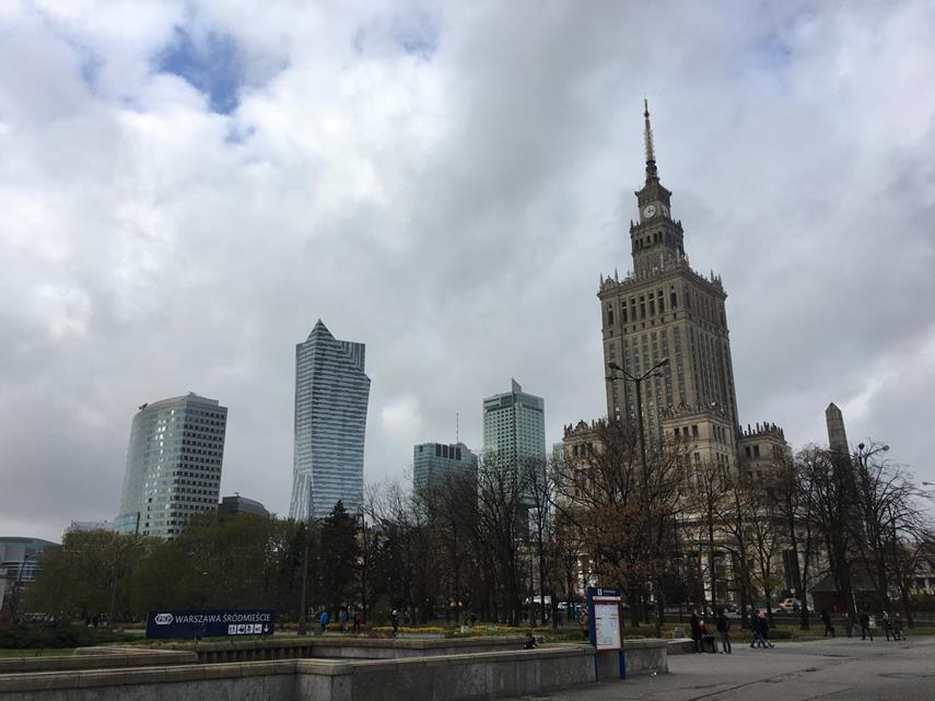 Warsaw, Poland: Poland, an Eastern European country that is quietly pro-Japanese
