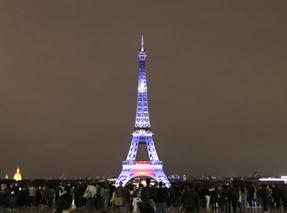 フランス/パリ ~新交通文化もすばやく受容する花の都~