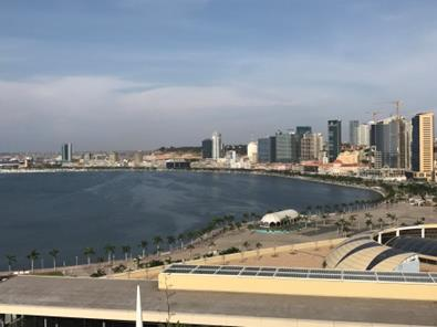 Luanda: Capital of Angola, offering a surprisingly comfortable lifestyle and great potential