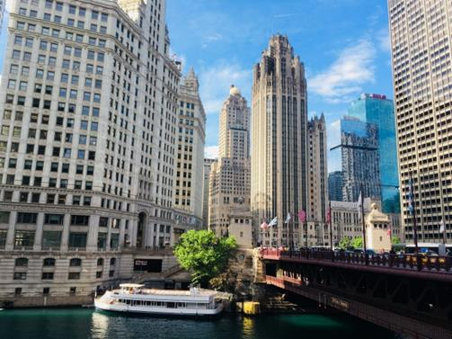 Chicago, US: The Quintessential US City