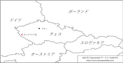QGIS 及び Natural Earth データよりSCGR作成 https://www.naturalearthdata.com/