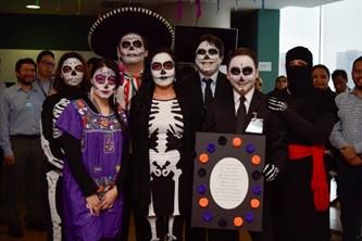 メキシコシティ/メキシコ ~メキシコのお盆 「死者の日」~