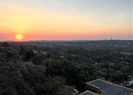 ヨハネスブルク/南アフリカ ~喧騒(けんそう)から静寂の町へ、そして……。~